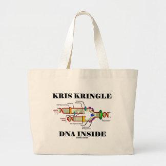 Kris Kringle DNA Inside (DNA Replication) Bag
