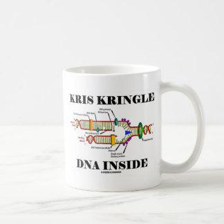 Kris Kringle DNA Inside (DNA Replication) Coffee Mug
