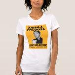 KrishaPaloozaBigShirt Camisetas