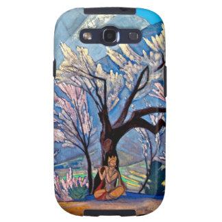 Krishna by Nicholas Roerich (detail) Samsung Galaxy S3 Case