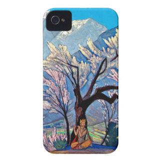 Krishna de Nicholas Roerich detalle Case-Mate iPhone 4 Carcasa