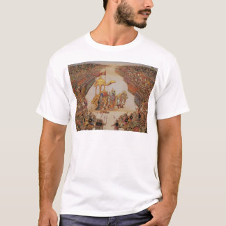 Krishna instructs Arjuna T-Shirt