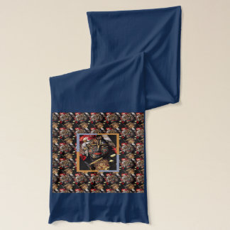 KRISHNA of GIRA  : WALK RUN SHOWOFF HAVE FUN Scarf