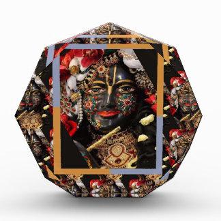 KRISHNA of Gita : Spiritual Hinduism Blessing Soul Acrylic Award