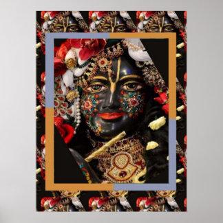 KRISHNA of GITA -  Story of souls n Brahman Poster