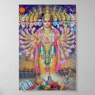 krishna-viratSwarupa Póster