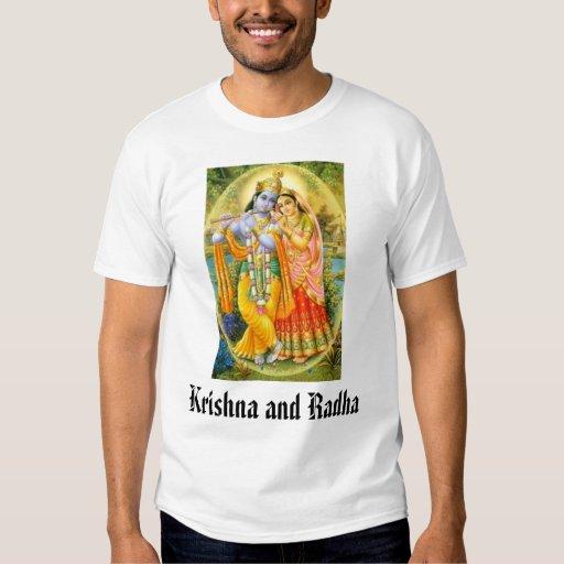 Krishna y Radha, Krishna y Radha Camisas