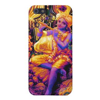 Krishna's Flute iPhone SE/5/5s Case