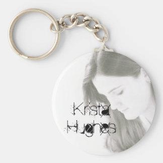 Krista Hughes Key Chain