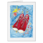 Krista-Link-a-La and the Size 13 Shoes Cards