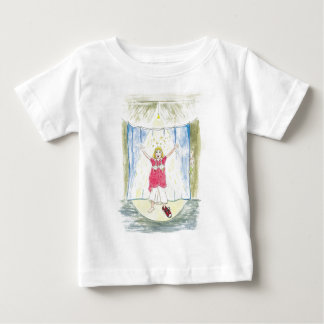 Krista-Link-a-La Play Baby T-Shirt