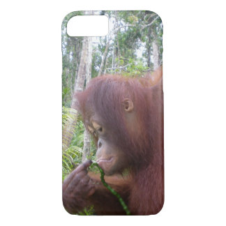 Krista Orangutan Custom Phone Cover