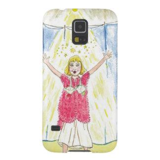 Krista-Vínculo-uno-La y la salida a escena de los Funda Para Galaxy S5