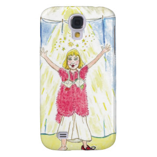 Krista-Vínculo-uno-La y la salida a escena de los  Funda Samsung S4