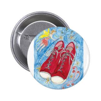Krista-Vínculo-uno-La y los zapatos de la talla 13 Pins