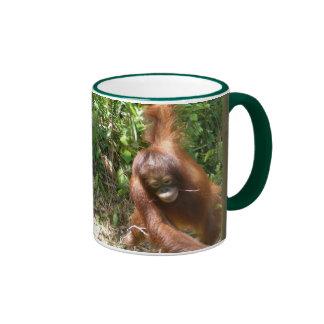 Krista's Save the Great Apes mug