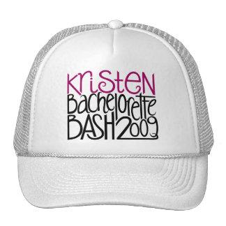 Kristen Bach Bash 09 Trucker Hat