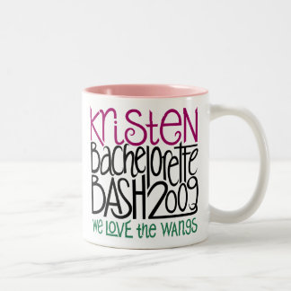 Kristen Bachelorette Bash 09 Mug
