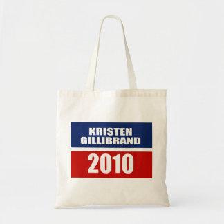 KRISTEN GILLIBRAND FOR SENATE TOTE BAG