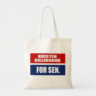 KRISTEN GILLIBRAND FOR SENATE BAGS