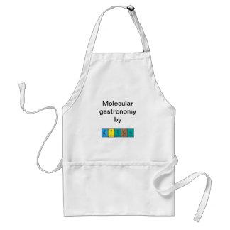 Kristen periodic table name apron