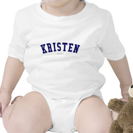 Kristen Trajes De Bebé