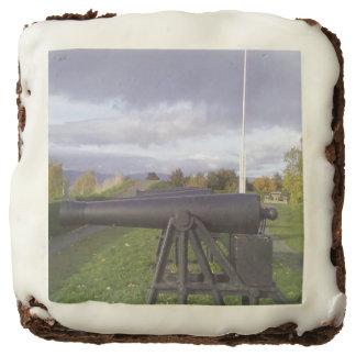 Kristiansten Festning canon many.jpg Chocolate Brownie