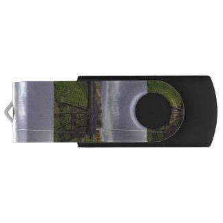 Kristiansten fortress canon swivel USB 3.0 flash drive