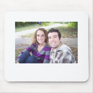 Kristin and Kelly Mouse Pad