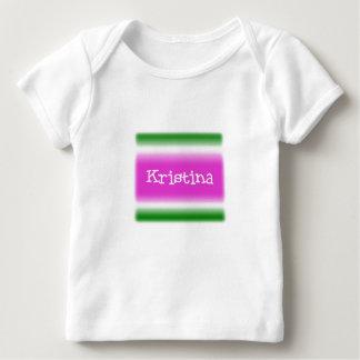 Kristina Baby T-Shirt