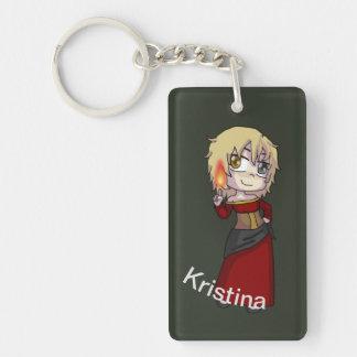 Kristina Key Chain
