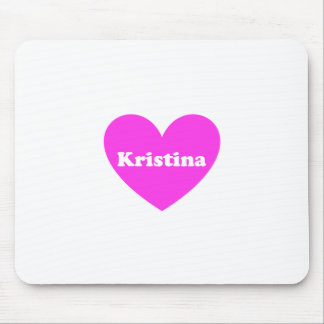 Kristina Mouse Pad