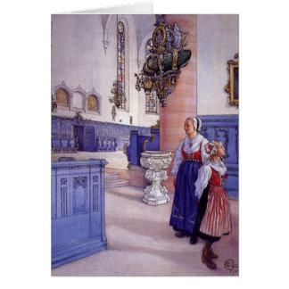 Kristine Church Card