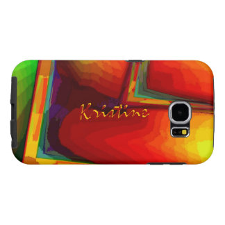 Kristine Customized cover for Galaxy