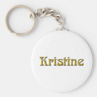 Kristine Key Chain