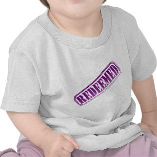 kristiyanoak_redeemed white tee shirts