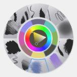 Krita Right-Click Palette Sticker