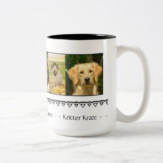 """""""Kritter Kraze"""" Collector Mug"""
