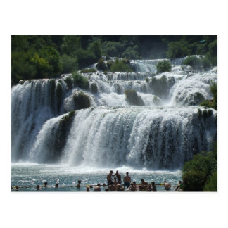 Krka National Park Postcard