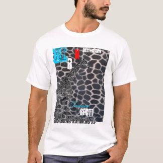 KRN skateboards giraff tanner spott for KRN T-Shirt