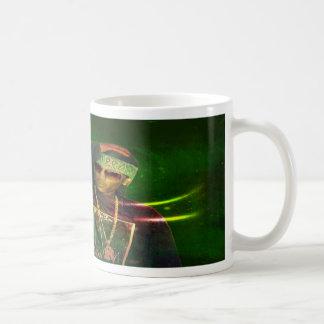 Kroam D full mug3 Classic White Coffee Mug