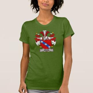 Krog Family Crest T Shirt