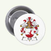Kroll Family Crest Button