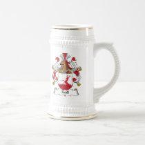 Kroll Family Crest Mug