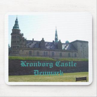 Kronborg Castle Denmark Mouse Pad