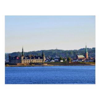 Kronborg Castle,  Helsingør, Denmark Postcard