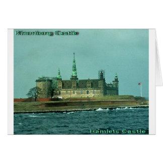 Kronborgs Castle Hamlets Castle In Denmark Card