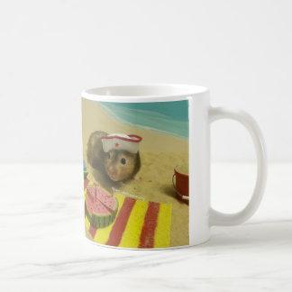 Kronk el marinero taza básica blanca