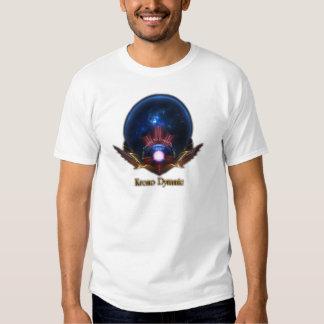 Krono Dynamic Fractal Art T Shirts