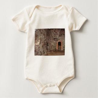 Kronoberg Castle Ruins - Sweden Baby Bodysuit